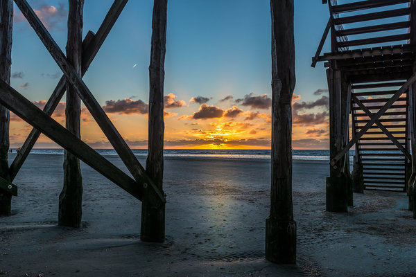 St. Peter Ording - Sunset