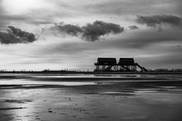 St. Peter Ording - Peter trifft Lindbergh